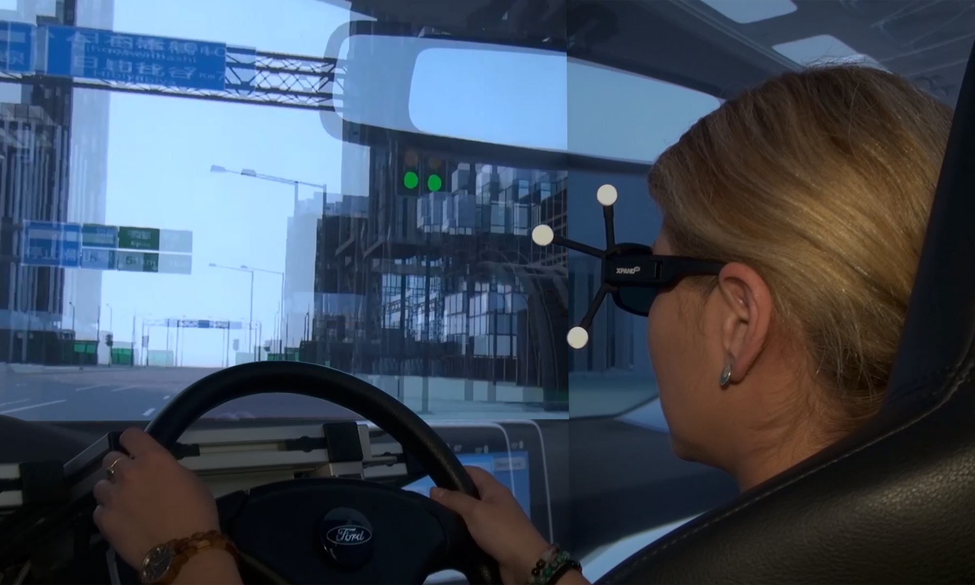 Test Driving in Virtual Reality